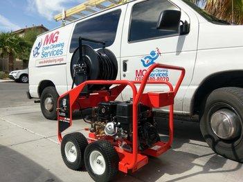 hydro jetting service
